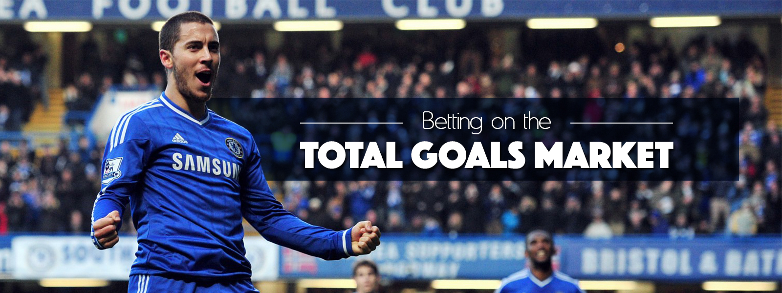 Betting on the total goals market